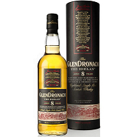 The GlenDronach 8 Years Old The Hielan
