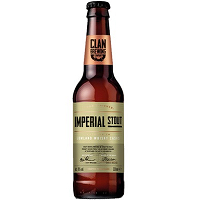 Clan Brewing Imperial Stout Matured in Lowland Whisky Cask