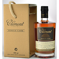 Rhum Clement Single Cask Canne Bleue