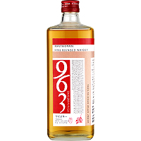 963 Red Label Malt&Grain Fine Blended Whisky