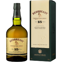 Redbreast Aged 15 Years