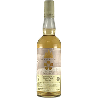 Sasanokawa Shuzo Pure Malt Whisky Yamazakura Chardonnay Wine Cask Finish 6Years Old