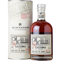 Rum Nation Savanna 2006 Tropical Aging