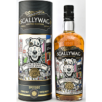 Scallywag Speyside Blended Malt Shibuya Edhition