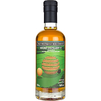 That Boutique-y Rum Company Secret Distillery #1 Jamaica Batch3 Aged 9 Years
