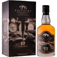 WOLFBURN Scotch Malt Sales 40th Anniversary Bottling