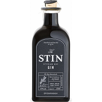 The STIN Styrian Overproof Gin