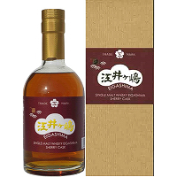 Single Malt Whisky Eigashima Sherry Cask