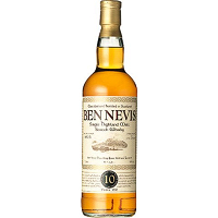 BEN NEVIS Single Malt 10 Years Old