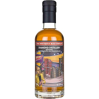 That Boutique-y Rum Company Diamond Distillery (Unconfirmed Still) Batch1 Aged 18 Years