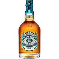 Chivas Regal 18 Years Old Mizunara Cask Finish