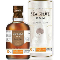 New Grove Double Cask Acacia Finish