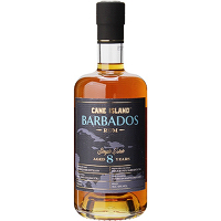 Cane Island Rum Barbados Aged 8 Years Single Estate