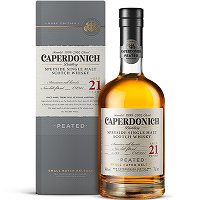 Caperdonich Peated 21 Years Old