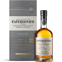 Caperdonich Peated 25 Years Old