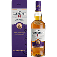 The Glenlivet 14 Year Old Cognac Cask Selection