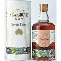 New Grove Rum Ville Bague Vintage 2004