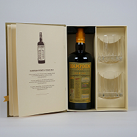 La Maison & Velier Hampden Jamaican Rum Aged 8 Years Gift Pack