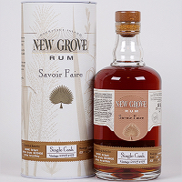 New Grove Single Cask 2009 Cask No.59 for 7BARS