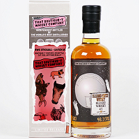 That Boutique-y Whisky Company Blended Whisky Batch1 40 Years Old