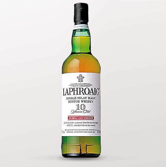 LAPHROAIG 10Years Cask Strength