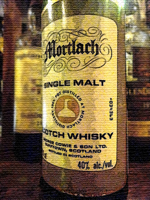 Mortlach for G.Cowie & Sons,John Walker&SONS