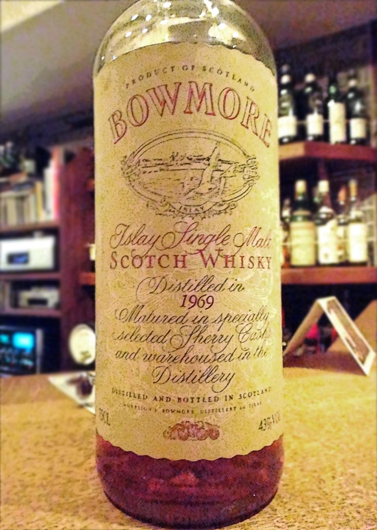 Bowmore 1969 Sherry Cask