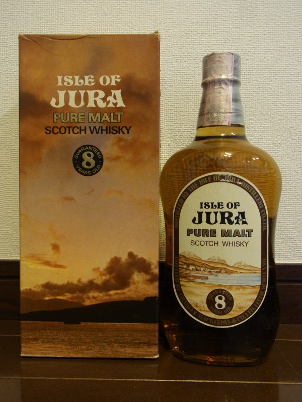 ISLE OF JURA 8yo OB