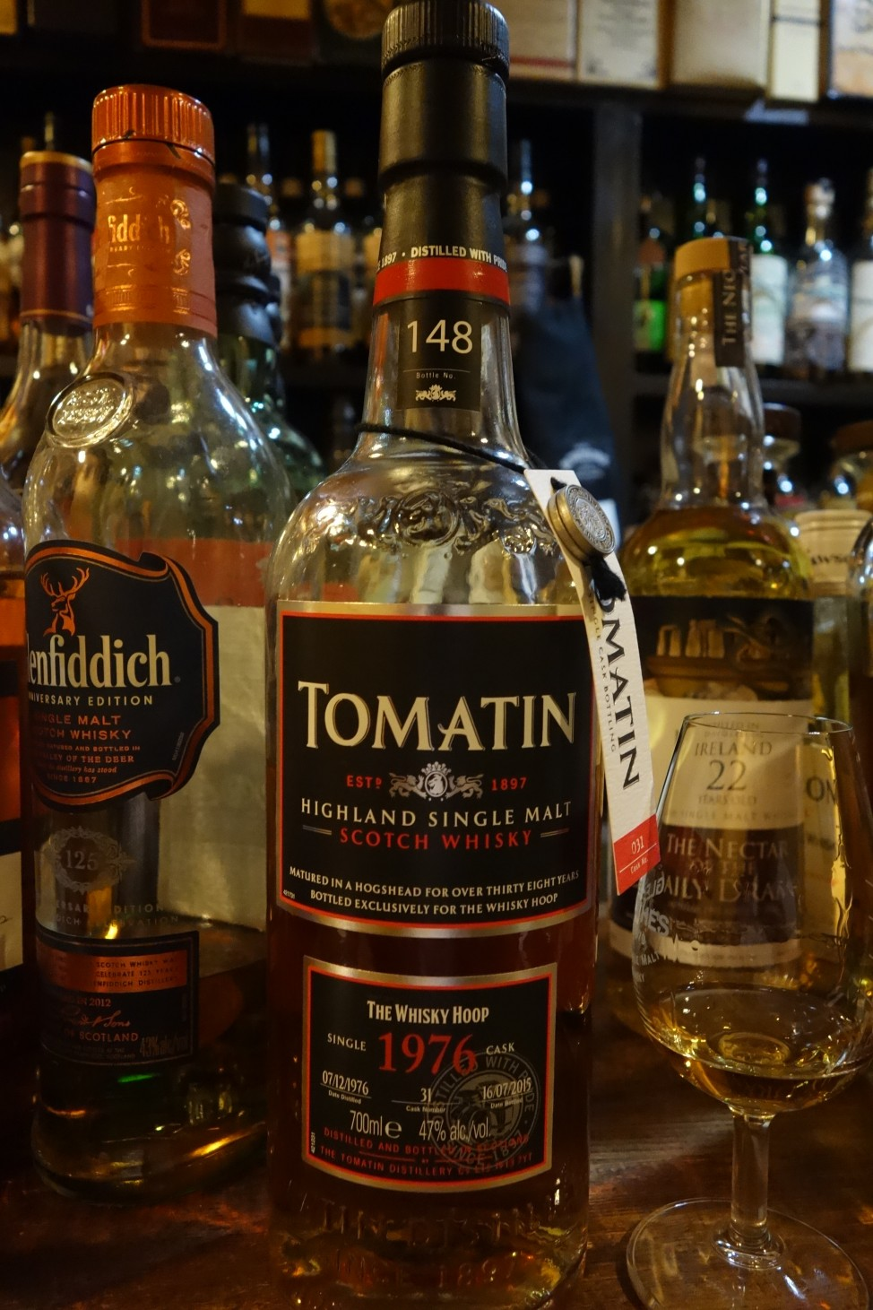 TOMATIN 1976-2015 38yo OB for THE WHISKY HOOP #31