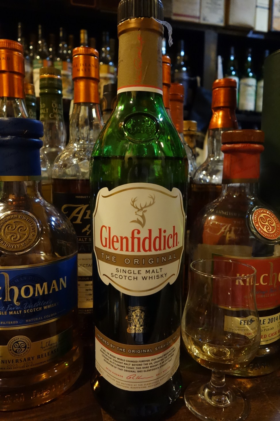 "GLENFIDDICH OB ""THE ORIGINAL"""