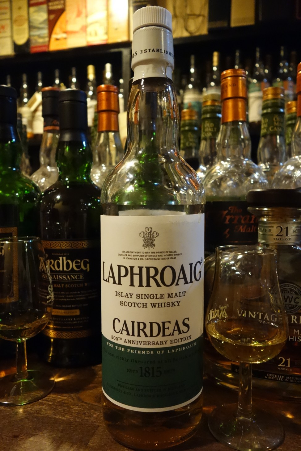 "LAPHROAIG OB ""CAIRDEAS"" 200TH ANNIVERSARY EDITION for FEIS ILE 2015"